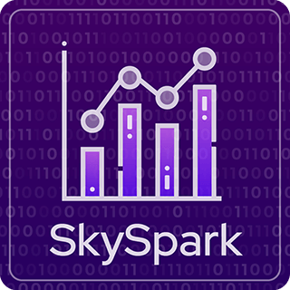 New SkySpark Analyst Logo